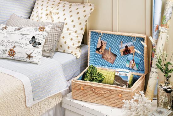 Mẹo nhỏ trang trí nội thất cho những người thích đi du lịch